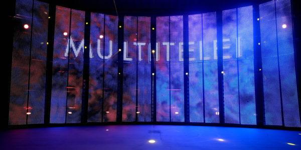 Estúdio Laborg   Multitelei   NET