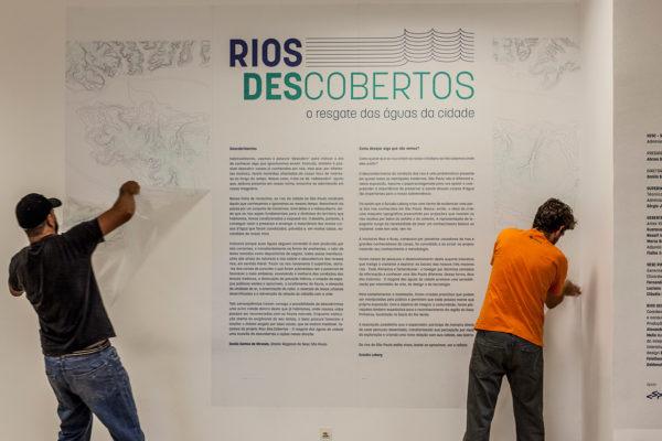 Rios Des.Cobertos | Sesc Pinheiros