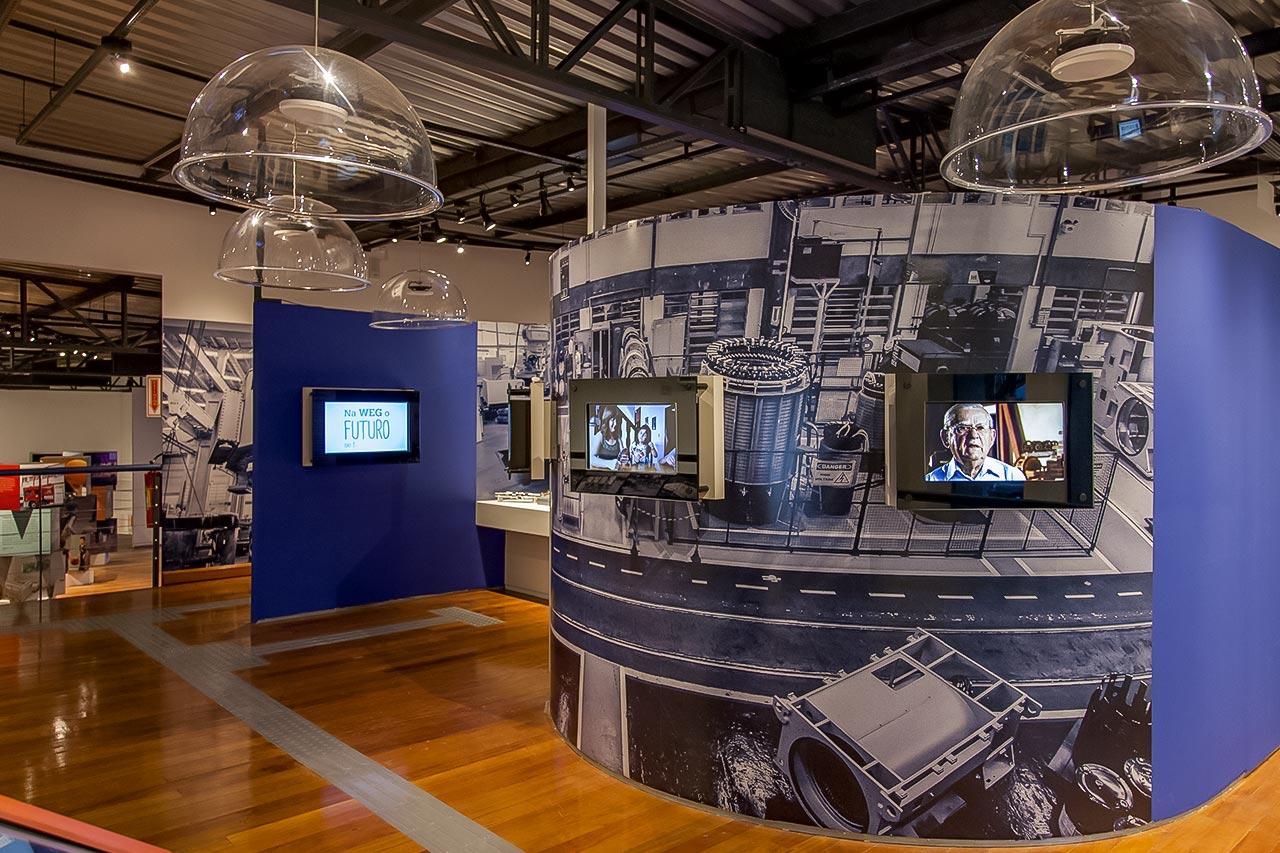 Museu Weg | Estúdio Laborg